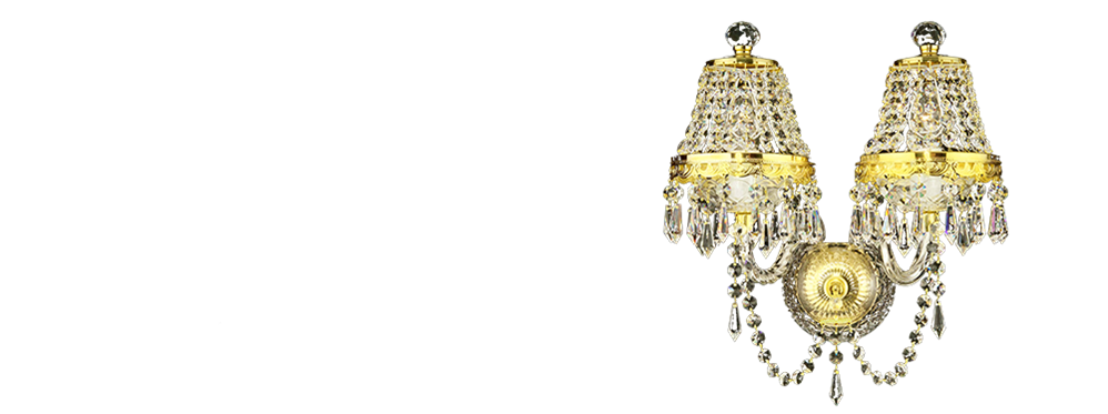 Applics | Quality Czech Crystal chandeliers and lamps | Bydžov.cz
