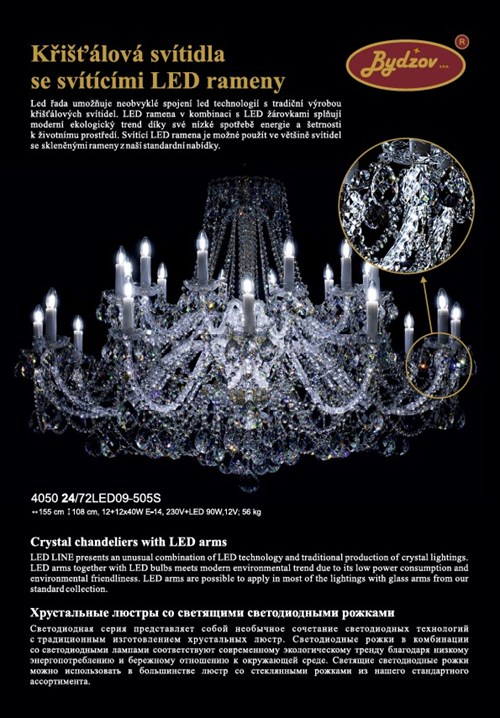 Crystal chandeliers with led amrs news quality czech crystal choose from more than 200 kinds of crystal chandeliers or lights aloadofball Images