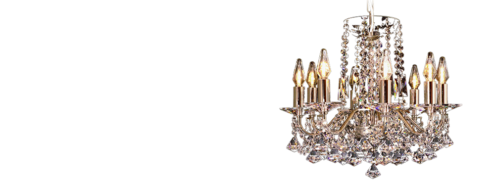 Crystal Chandeliers | Quality Czech Crystal chandeliers and lamps | Bydžov.cz